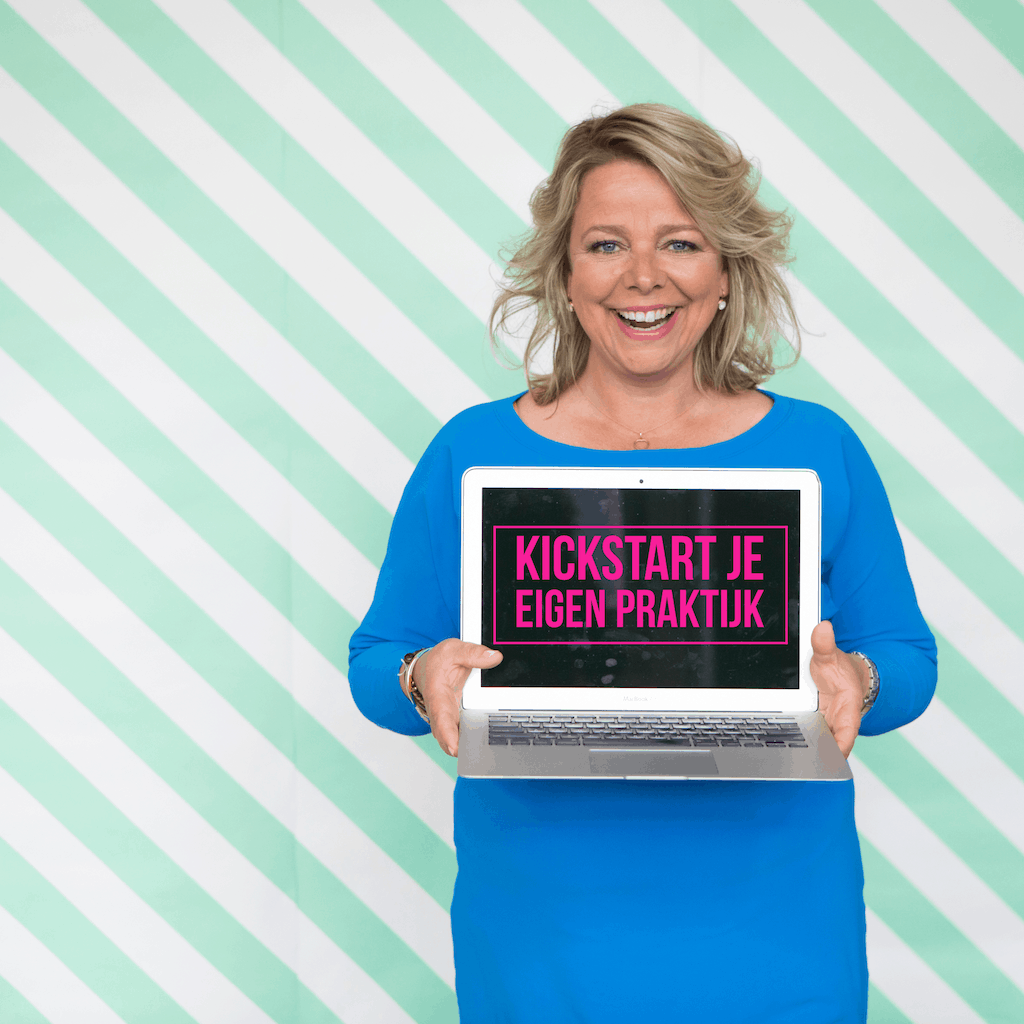 Suzanne Stikvoort-kickstart je eigen praktijk